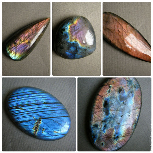 Размеры и цены камней указаны под фото Скидка 20% №5 - Продан