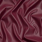 Материалы для творчества handmade. Livemaster - original item Fabric: Eco-leather burgundy. Handmade.