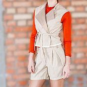 Одежда handmade. Livemaster - original item Women costume. Women shorts suit. Women dress suit. Handmade.