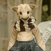 Куклы и игрушки ручной работы. Ярмарка Мастеров - ручная работа Братцы котики. Handmade.