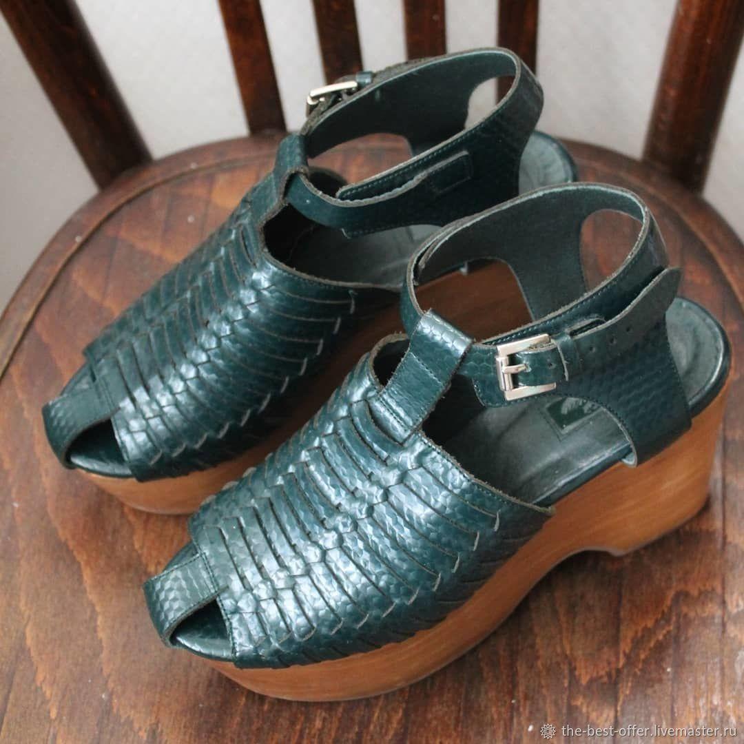 Винтаж:  Туфли TOP SHOP Premium Испания, Обувь винтажная, Ульяновск,  Фото №1