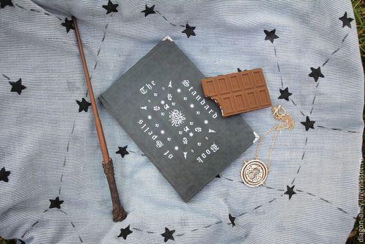 Субкультуры ручной работы. Ярмарка Мастеров - ручная работа. Купить Книга заклинаний из Гарри Поттера. Handmade. Тёмно-зелёный, волшебство