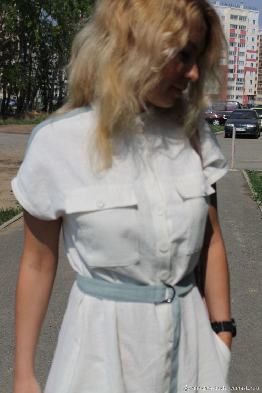 686e012433e Оксана Медведская · Платья ручной работы. Женское длинное платье из вареной  крапивы Фисташковая ваниль.