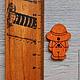 Шитье ручной работы. Заказать Пуговица деревянная Мальчик неокрашенный, 252. Lavka Home&Cotton. Ярмарка Мастеров. Пуговицы детские