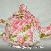 Материалы для творчества ручной работы. Ярмарка Мастеров - ручная работа Набор для создания заварочного чайника. Handmade.