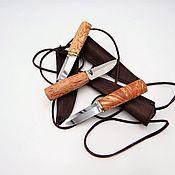 handmade. Livemaster - original item Knife Kid. Handmade.