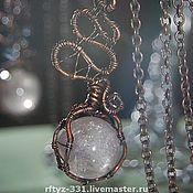 """Украшения ручной работы. Ярмарка Мастеров - ручная работа Кулон """"Magic sphere(№3)"""". Handmade."""