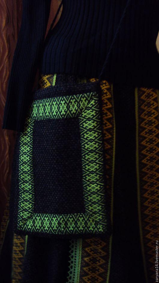 Женские сумки ручной работы. Ярмарка Мастеров - ручная работа. Купить Сумочка к любой одежде. Handmade. Комбинированный, сумка-кошелек