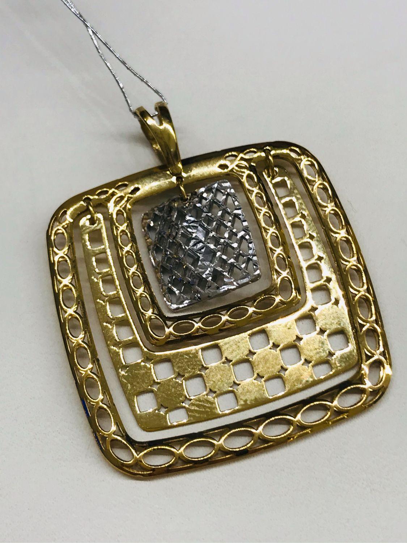 Кулон из золота, Кулон, Севастополь,  Фото №1