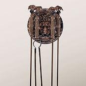 """Камины ручной работы. Ярмарка Мастеров - ручная работа Каминные инструменты """"Африка"""". Handmade."""