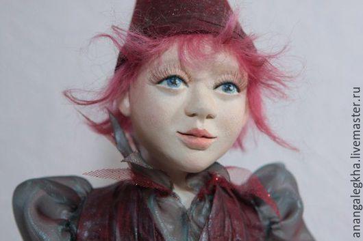 """Коллекционные куклы ручной работы. Ярмарка Мастеров - ручная работа. Купить """"Лель- звездочет"""". Handmade. Комбинированный, коллекционная кукла, подарок"""