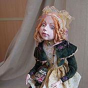 """Куклы и игрушки ручной работы. Ярмарка Мастеров - ручная работа Авторская кукла """"Симонетта"""". Handmade."""