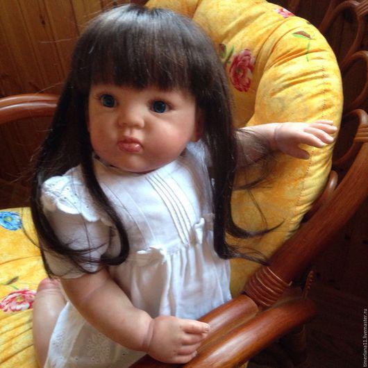 Куклы-младенцы и reborn ручной работы. Ярмарка Мастеров - ручная работа. Купить Кукла реборн из молда Гудлес. Handmade. Бежевый