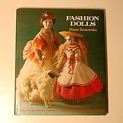 Материалы для творчества ручной работы. Ярмарка Мастеров - ручная работа Книга о французских модных куклах Fahsion Dolls. Handmade.