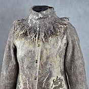 """Одежда ручной работы. Ярмарка Мастеров - ручная работа куртка валяная """"Сила дракона"""". Handmade."""