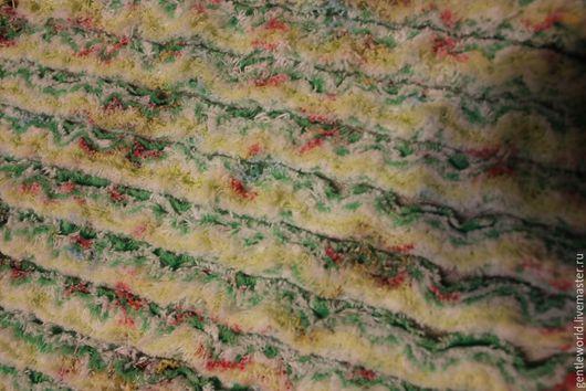 """Текстиль, ковры ручной работы. Ярмарка Мастеров - ручная работа. Купить Прикроватный коврик """"Бабочка"""". Handmade. Коврик, лоскутное шитье"""