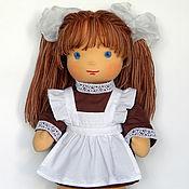 Вальдорфские куклы и звери ручной работы. Ярмарка Мастеров - ручная работа Вальдорфская кукла Майя 36 см. Handmade.