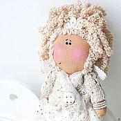 Куклы и игрушки ручной работы. Ярмарка Мастеров - ручная работа Ангел Принцесса - нежный ангел, светлый ангел. Handmade.
