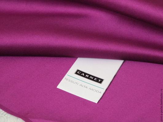 Шитье ручной работы. Ярмарка Мастеров - ручная работа. Купить Carnet de moda  оригинал шелк тафта дюшес , Италия. Handmade.