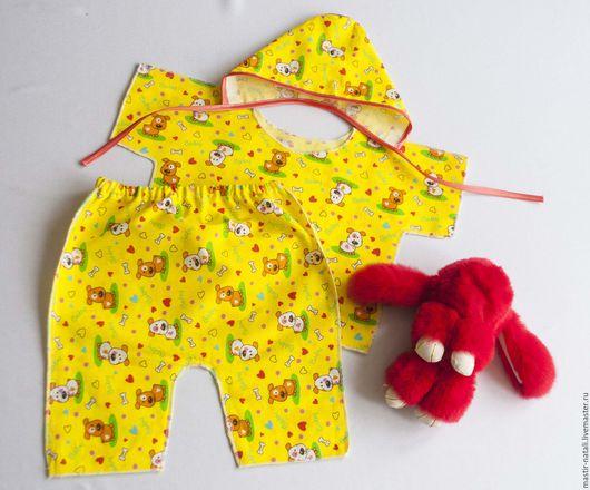 Для новорожденных, ручной работы. Ярмарка Мастеров - ручная работа. Купить комплект baby. Handmade. Рисунок, для новорожденных, ручная работа