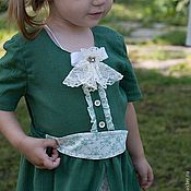 Работы для детей, handmade. Livemaster - original item Brooch for girls