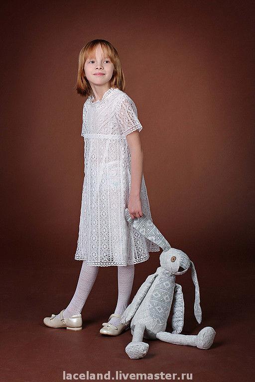 """Игрушки животные, ручной работы. Ярмарка Мастеров - ручная работа. Купить Игрушка """"Заяц"""". Handmade. Авторская игрушка, лён"""