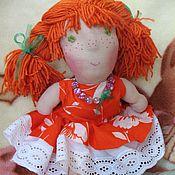 Куклы и игрушки ручной работы. Ярмарка Мастеров - ручная работа Рыжик. Вальдорфская кукла. Handmade.