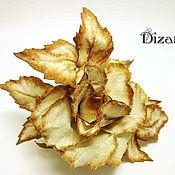 Цветы и флористика handmade. Livemaster - original item Brooch