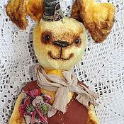 Куклы и игрушки ручной работы. Ярмарка Мастеров - ручная работа Тедди и Ко. Handmade.