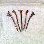 Украшения ручной работы. Ярмарка Мастеров - ручная работа Шпильки для волос. Handmade.