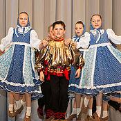 """Одежда ручной работы. Ярмарка Мастеров - ручная работа шуточный танец"""" Самовар"""". Handmade."""