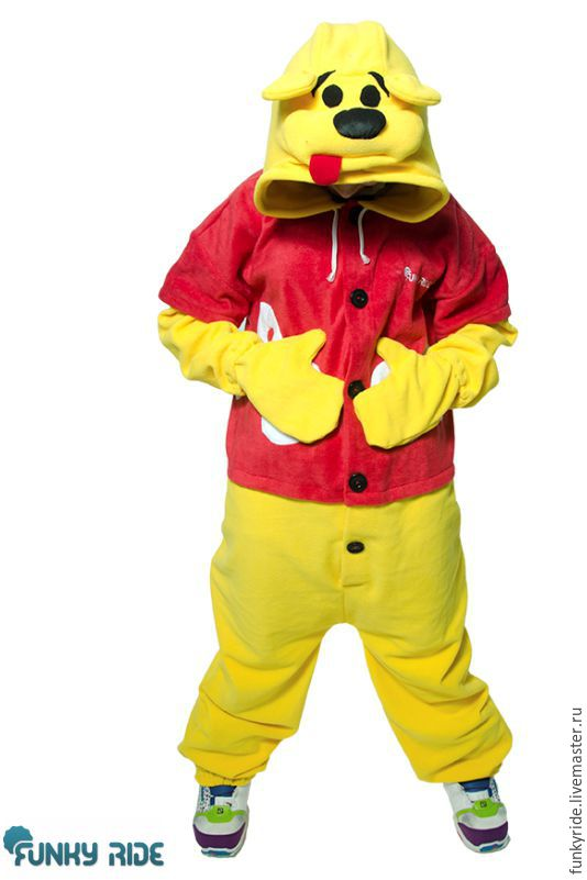 Costume kigurumi Winnie the Pooh WINNIE the POOH KIGU, Cosplay costumes, Magnitogorsk,  Фото №1