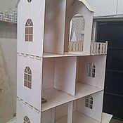 Большой дом для кукол