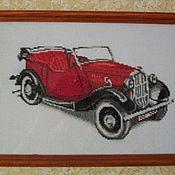 Сувениры и подарки ручной работы. Ярмарка Мастеров - ручная работа Ретро автомобиль. Handmade.