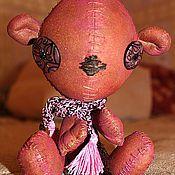 Куклы и игрушки ручной работы. Ярмарка Мастеров - ручная работа Медвежонок Пряня ароматизированная чердачная игрушка. Handmade.