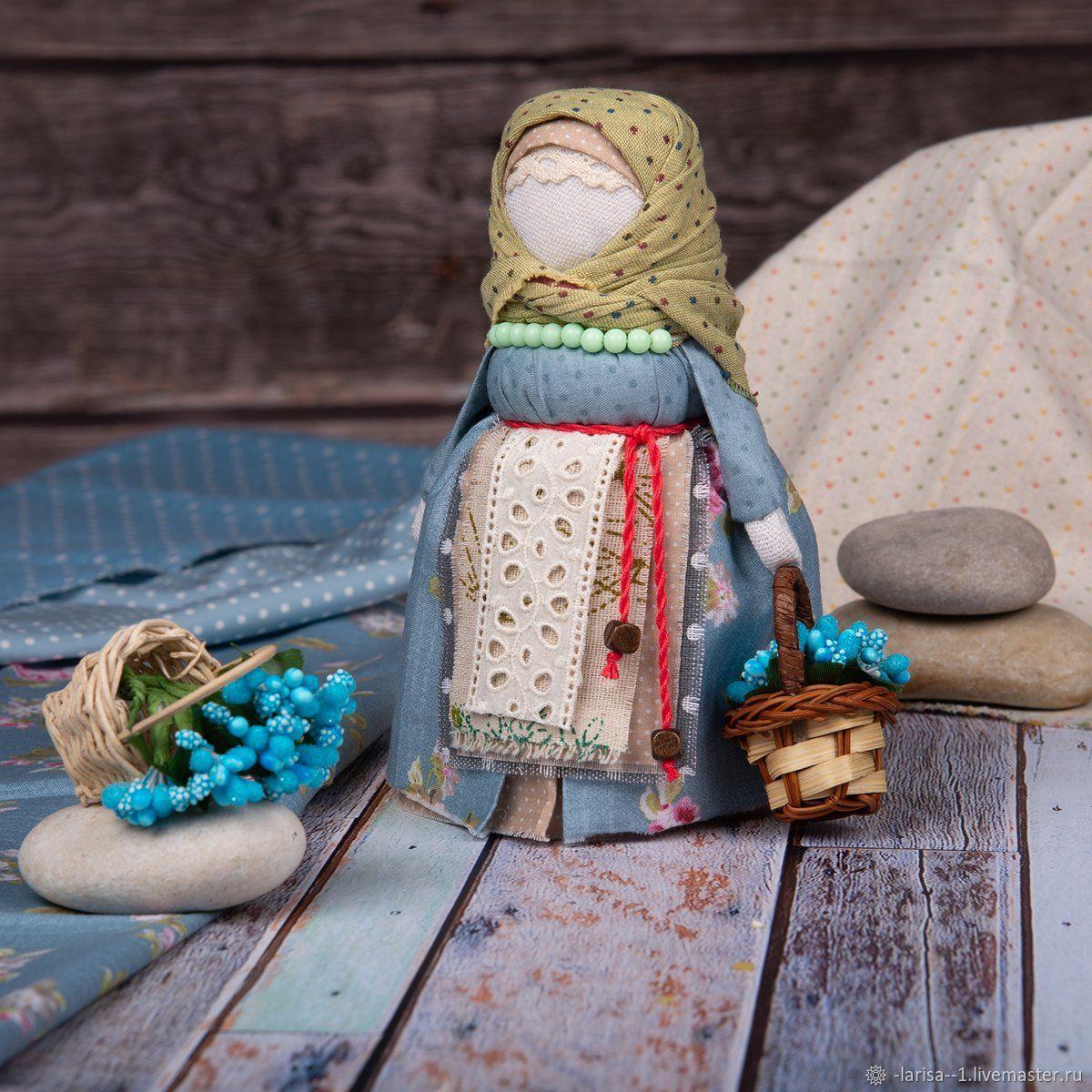 Народная кукла Берегиня Варвара, Народная кукла, Обухово,  Фото №1