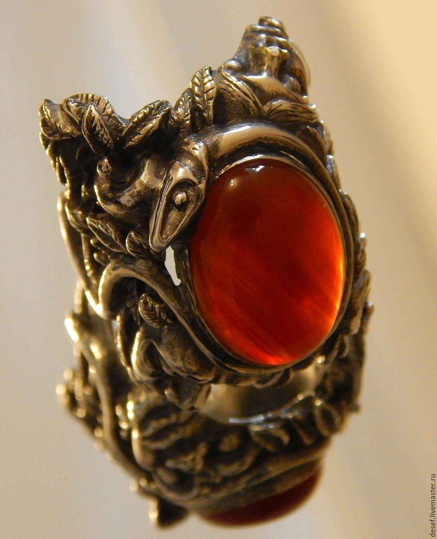 The ring 'Adam and eve', Ring, Kurgan,  Фото №1