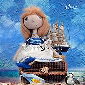 Куклы и игрушки ручной работы. Ярмарка Мастеров - ручная работа Ивея. Handmade.
