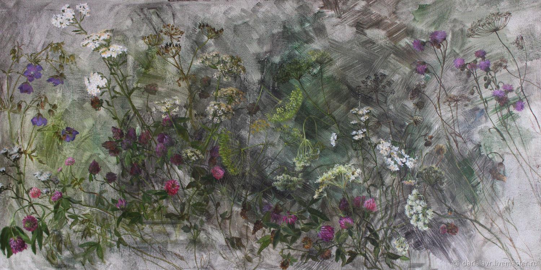 Травы, Картины, Москва, Фото №1
