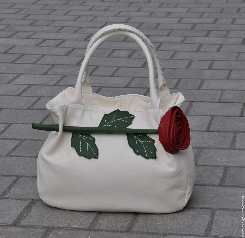 1fc4d379776d Женские сумки ручной работы. Ярмарка Мастеров - ручная работа. Купить  Кожаная сумка