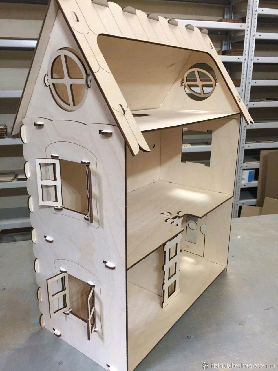 Домик для кукол, Кукольные домики, Краснодар,  Фото №1