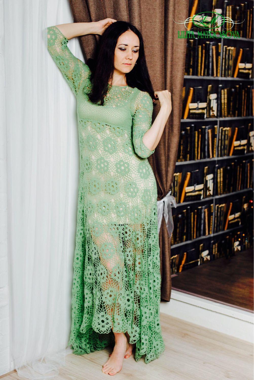Купить Платье Из Кашемира