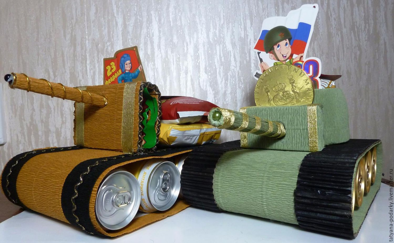 Подарок для танкиста на день рождения 94