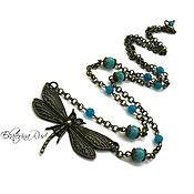 Украшения handmade. Livemaster - original item Elegant, light Necklace