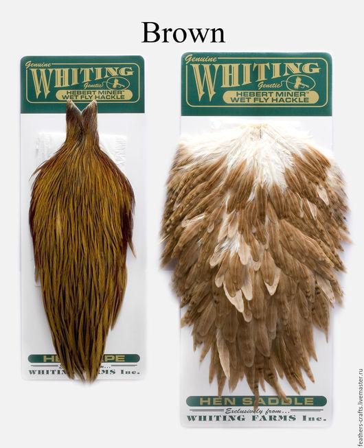 Другие виды рукоделия ручной работы. Ярмарка Мастеров - ручная работа. Купить Набор перьев Hebert Hen (82899003). Handmade.