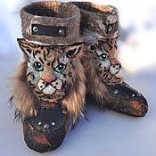 Обувь ручной работы handmade. Livemaster - original item Boots for men home