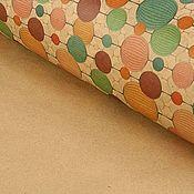 Материалы для творчества handmade. Livemaster - original item Paper, wrapping, Kraft