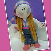 Куклы и игрушки ручной работы. Ярмарка Мастеров - ручная работа Кукла Роберта (6). Handmade.
