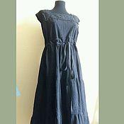 Одежда handmade. Livemaster - original item Boho sundress with lace. Handmade.