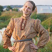 """Одежда ручной работы. Ярмарка Мастеров - ручная работа Блуза """"Казачка"""". Handmade."""